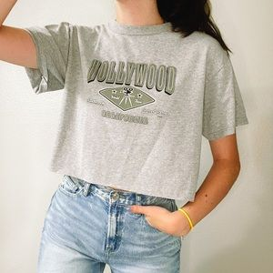 hollywood graphic tee